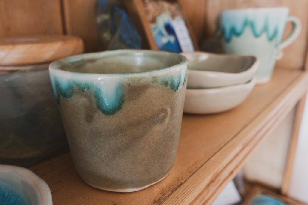 achill island pottery