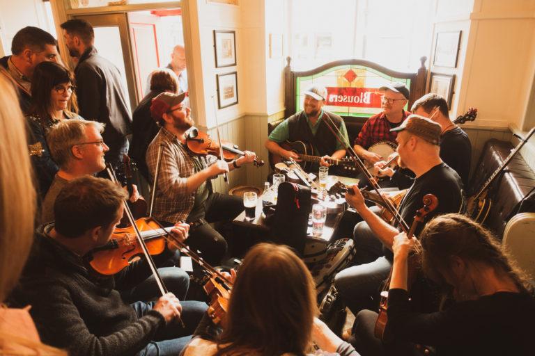 irish traditional music ireland