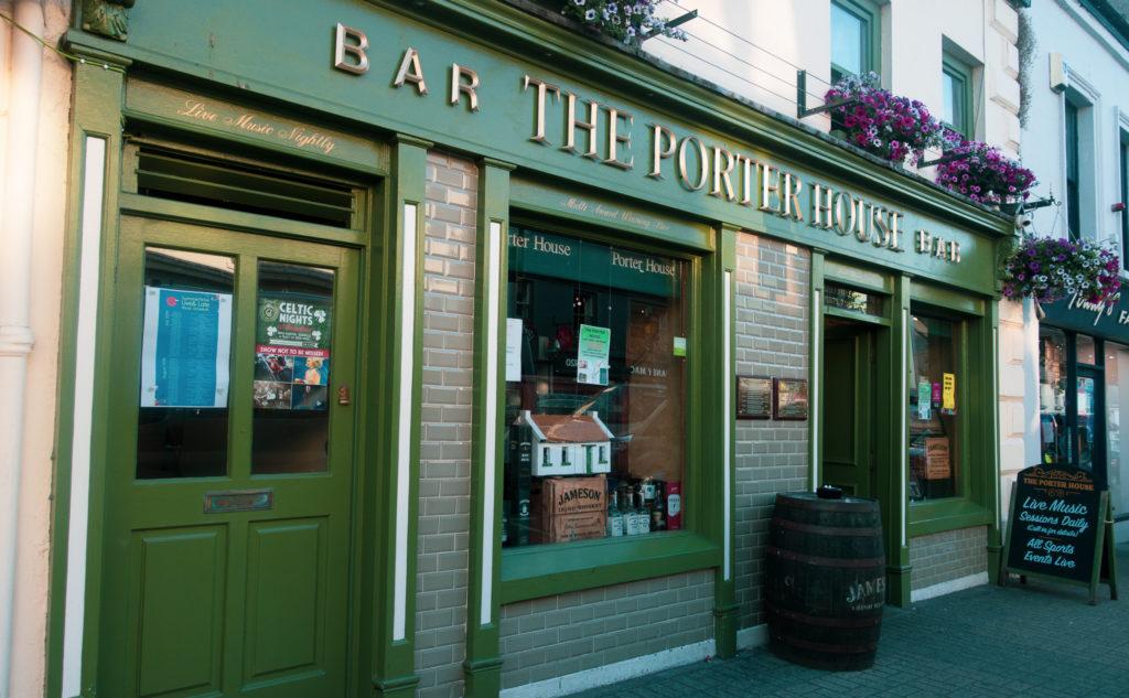 The Porterhouse Westport