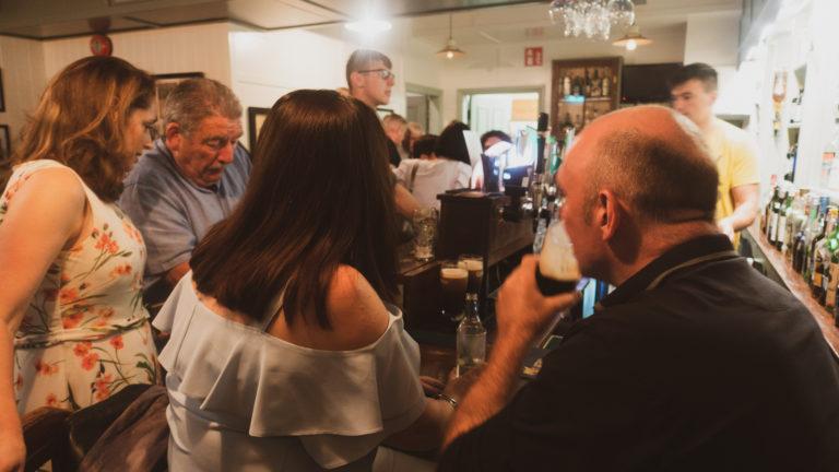 best pub in westport