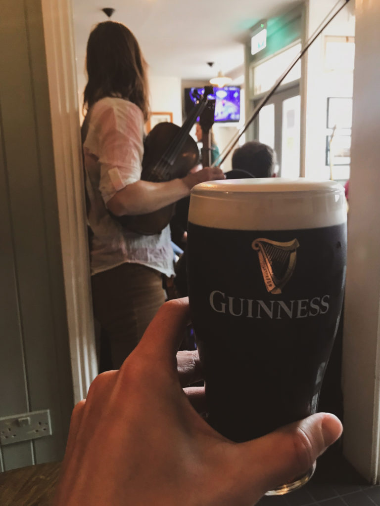 best guinness in ireland