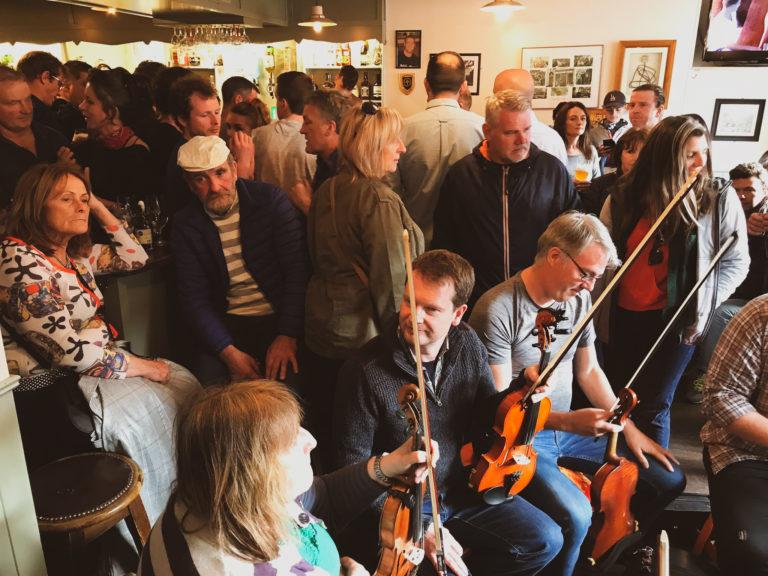 traditional irish music ireland