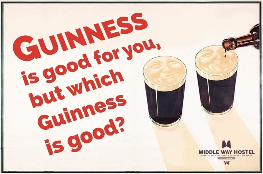best guinness in westport