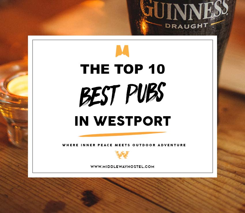 best pubs in westport