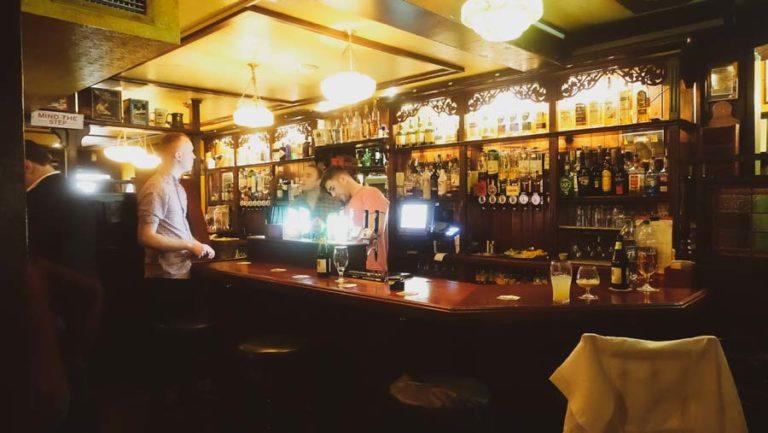 best whiskey pub westport