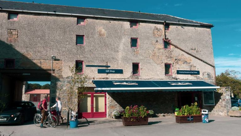 Old Irish Buildings