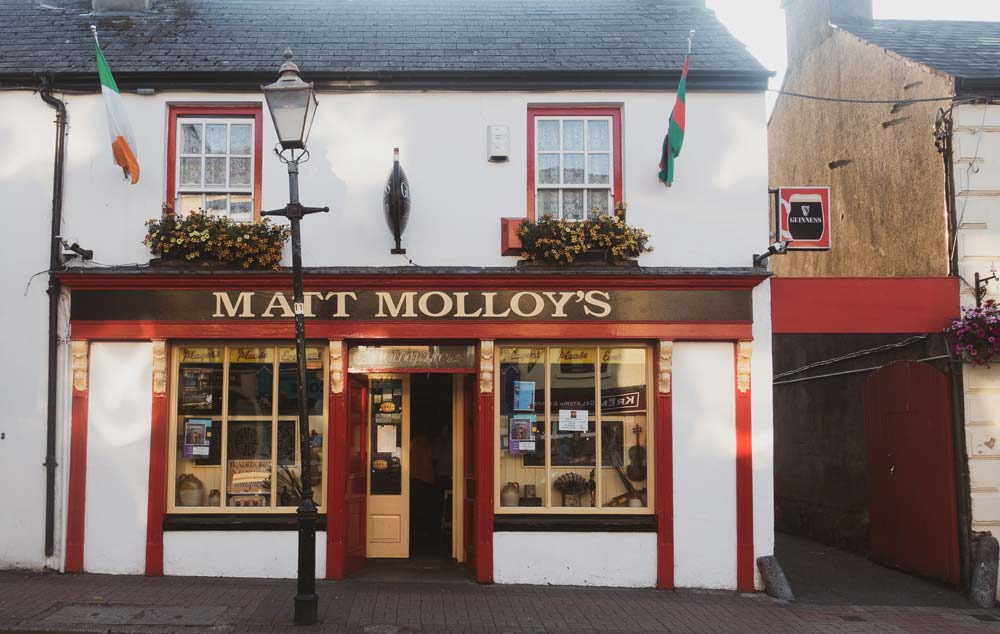 matt molloys pub westport