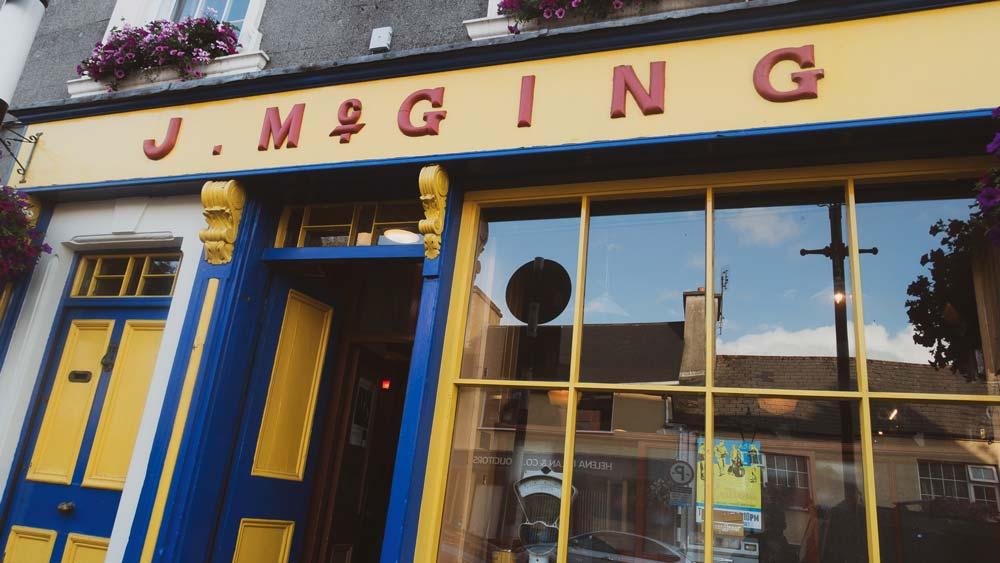 mcgings pub westport