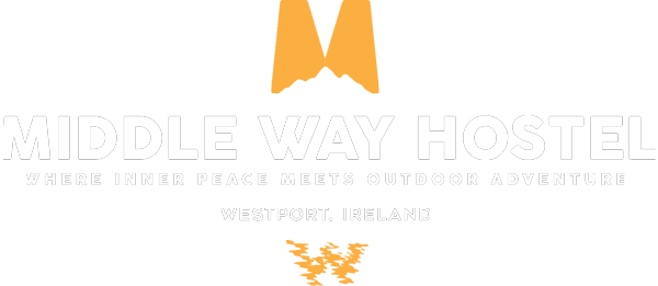 the middle way hostel logo