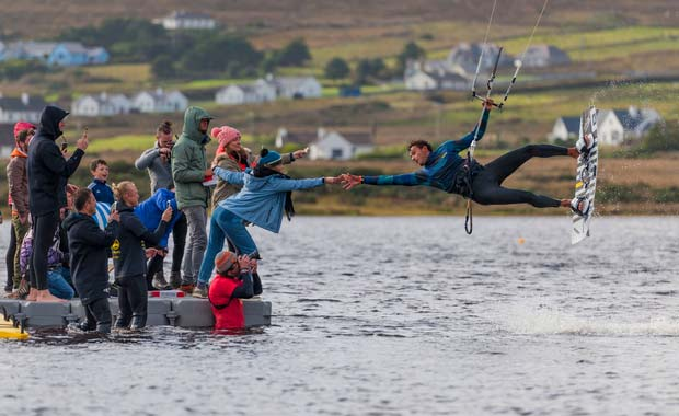 Battle for the Lake achill