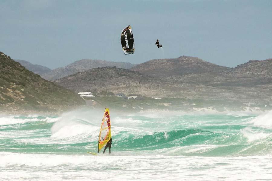 kite surfing achill island