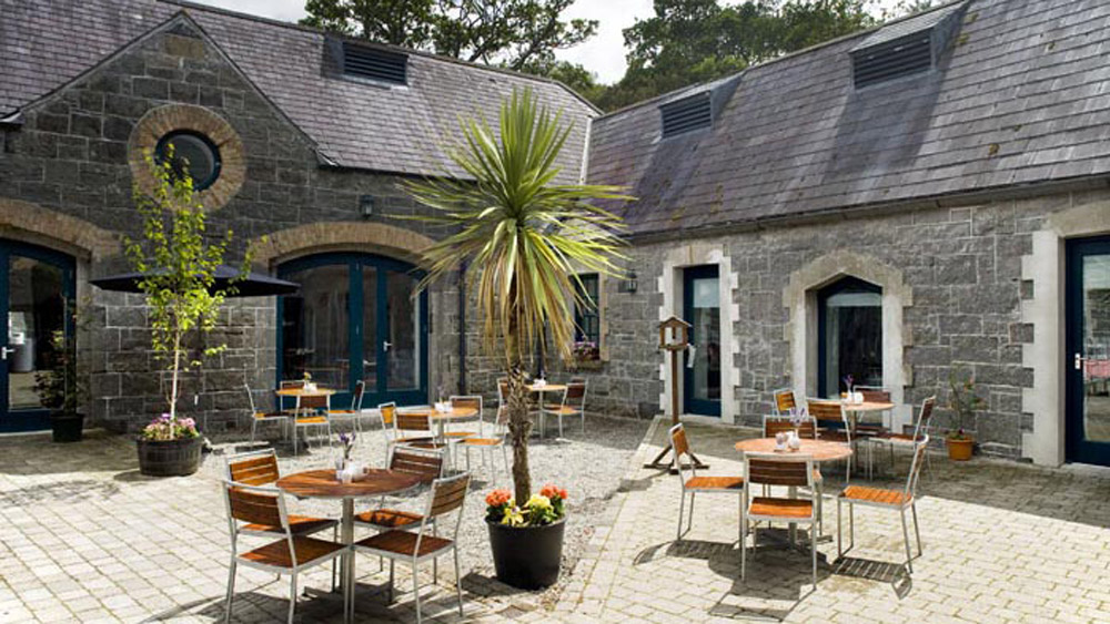 cafe at country life museum turlough