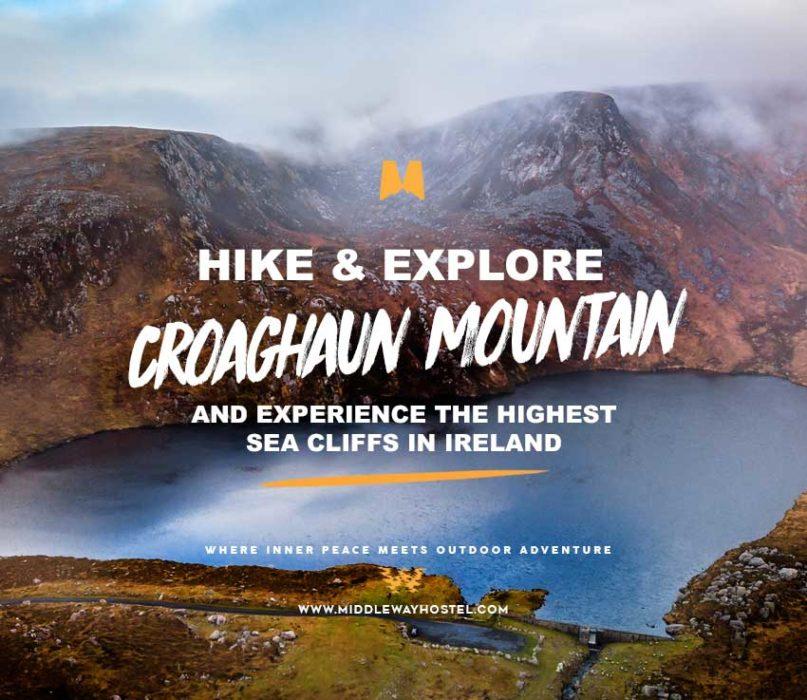 Croaghaun Mountain achill island
