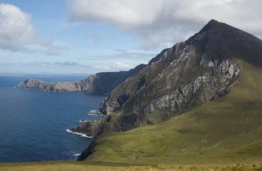 Croghan Mountain achill