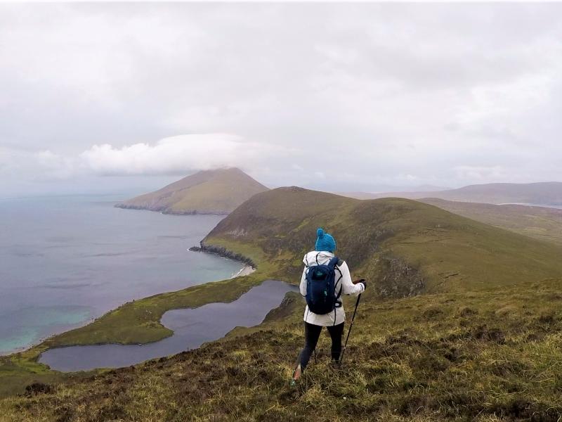 walks on achill island
