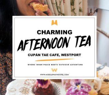 afternoon tea cupan tae westport