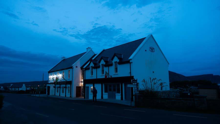 Amethyst Bar, Achill Island