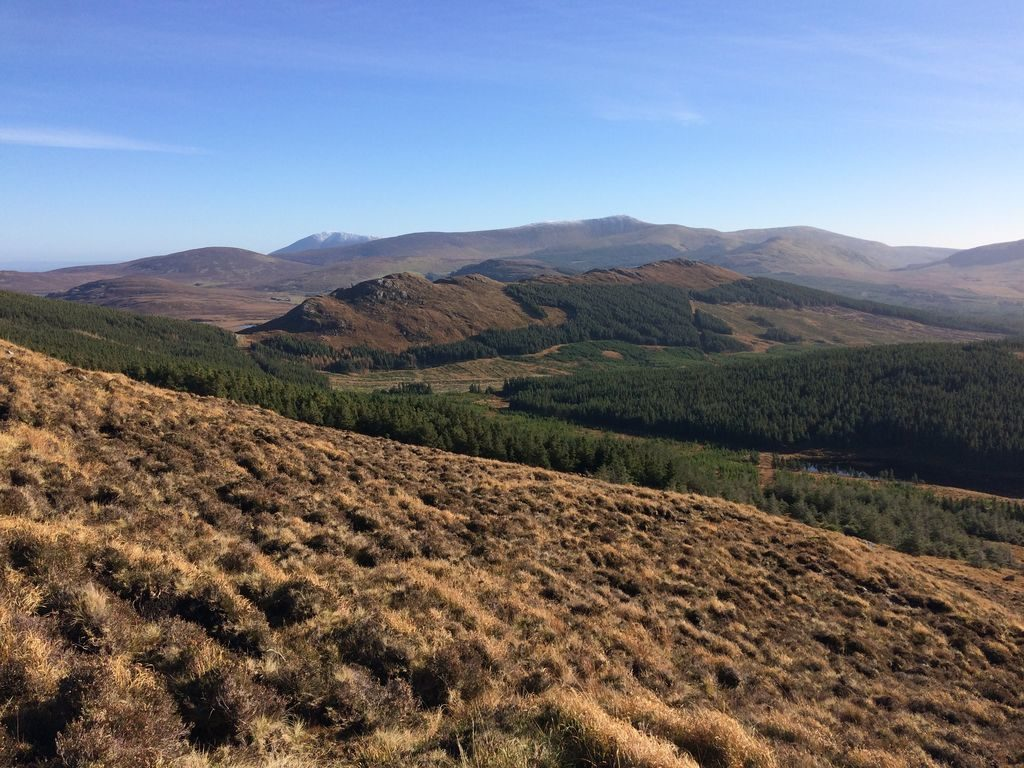 ballycroy national park nephin