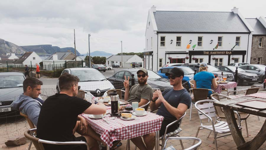 Beehive Cafe, Achill Island