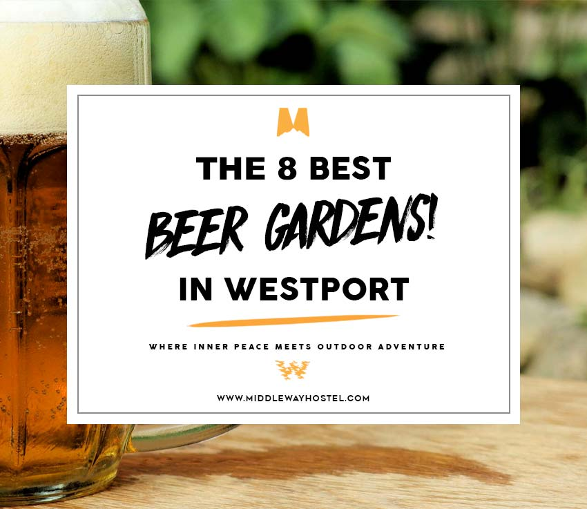 best beer gardens in westport