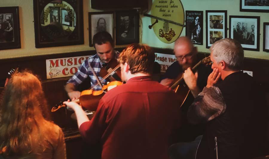 irish traditional music