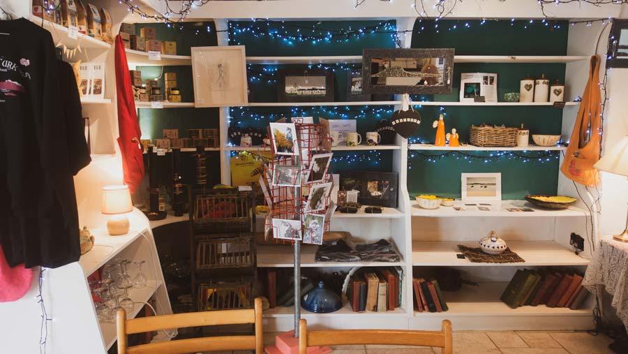 cafe 74 louisburgh