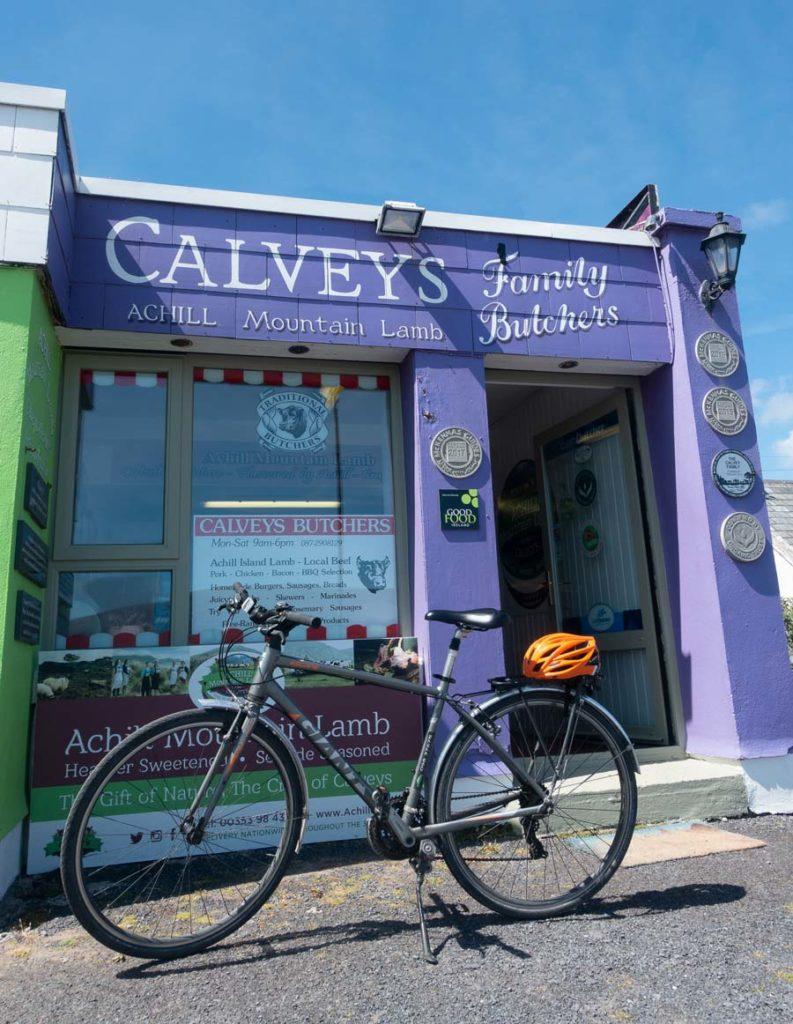 calveys butchers achill