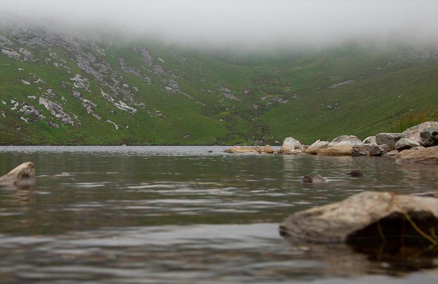 corrymore lake achill lake
