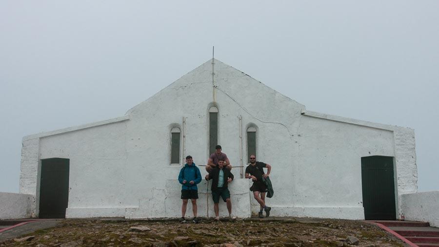 croagh patrick church