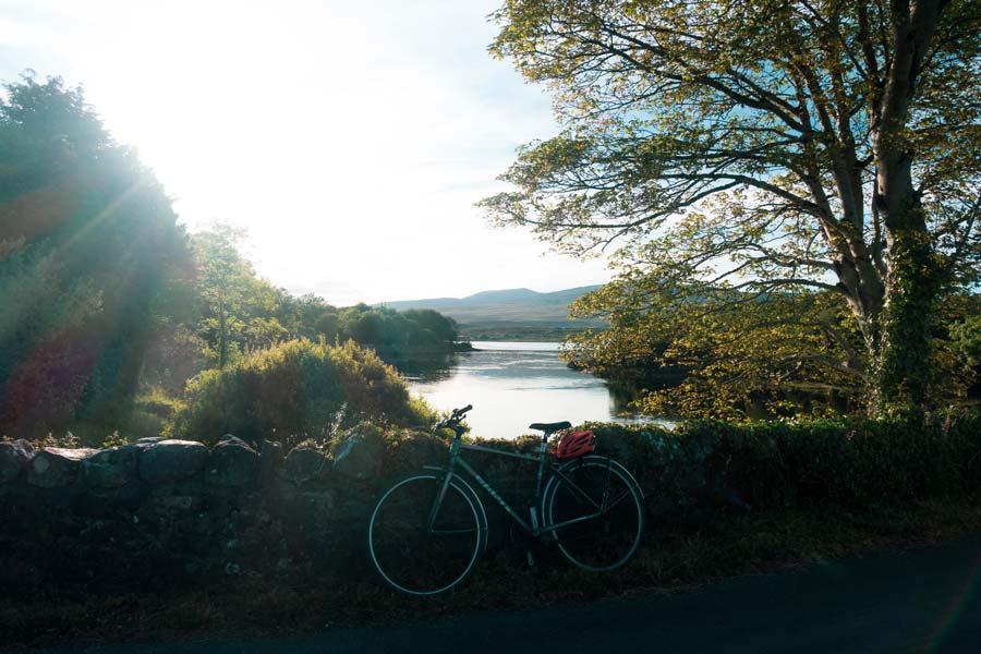 cycling the greenway mayo