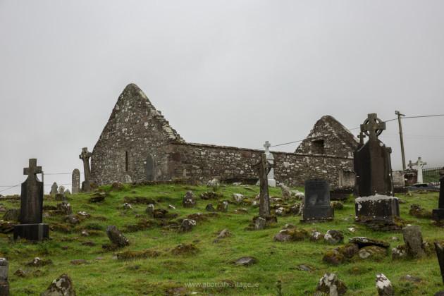 Kill Damhnait church achill