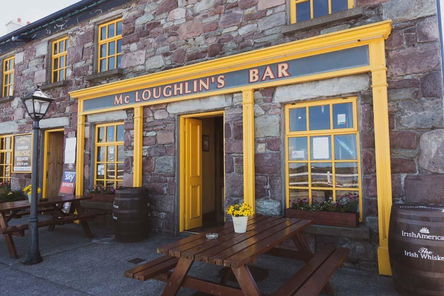 mcloughlins bar achill
