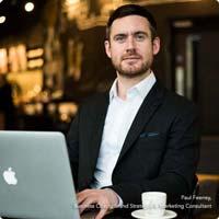 irish marketing consultant paul feeney