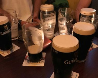 Best Guinness in Westport