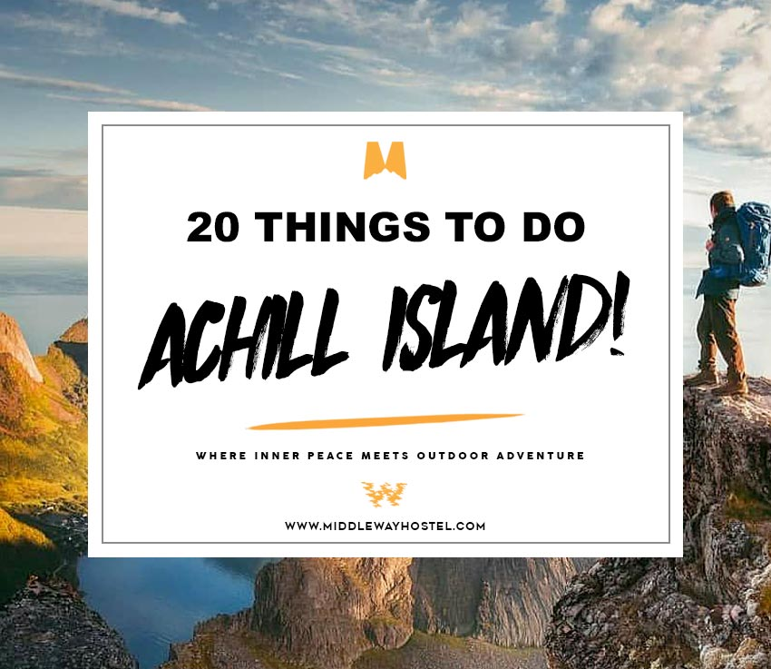 things to do achill island