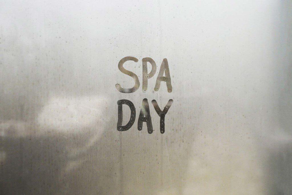 spa day westport