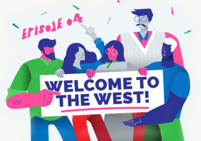 welcome to west of ireland interview series